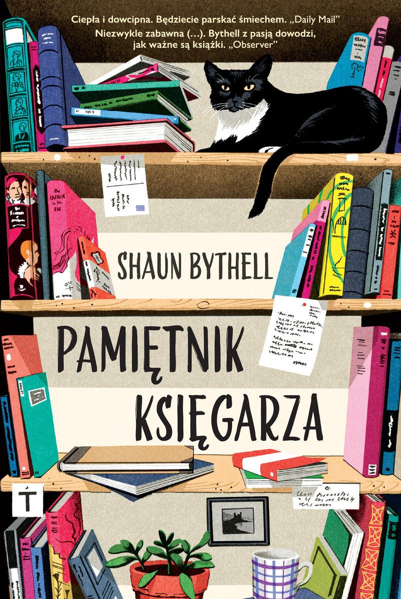 """Pamiętnik księgarza"" Shauna Bythella"