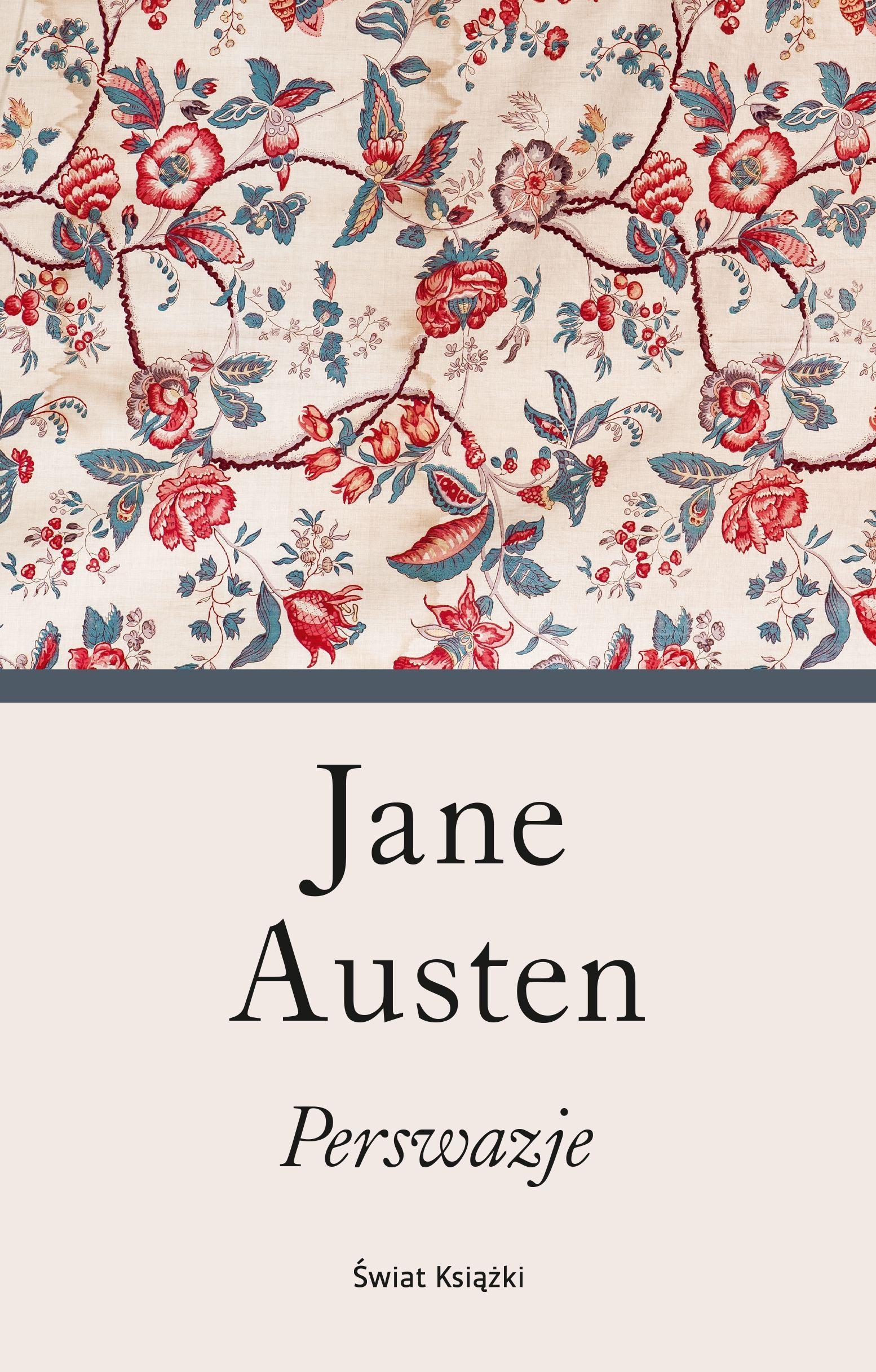 """""""Perswazje"""" Jane Austen"""
